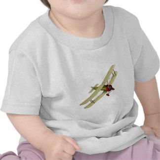 Sopwith Camel Biplane T-shirts