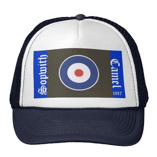 Sopwith Camel cap Trucker Hat