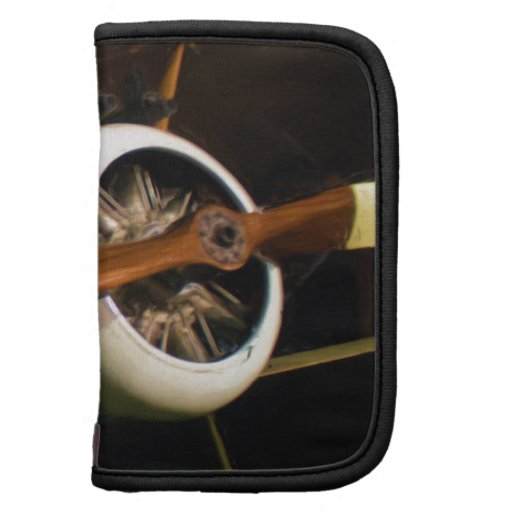 Sopwith Camel Engine Cowling and Propeller Planners