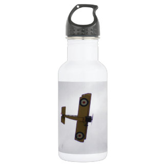 Sopwith Camel Flying Model 18oz Water Bottle