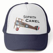 Sopwith Camel Trucker Hat