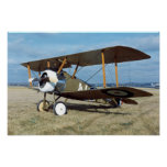 Sopwith F-1 Camel Poster