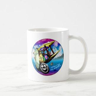 SOPWITH FLYBOYS CLASSIC WHITE COFFEE MUG