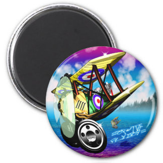 SOPWITH FLYBOYS MAGNET