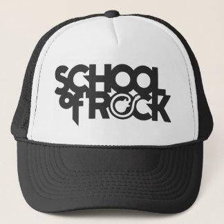 SOR_BLACK TRUCKER HAT