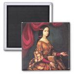 Sor Juana años de un los 15, bella arte de J. Sánc Imán Cuadrado