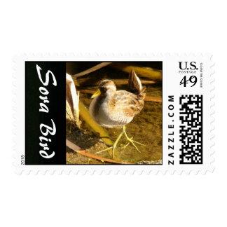 Sora Bird Postage