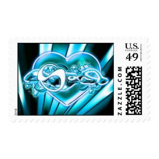 Sora Postage Stamp