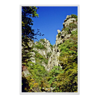 Soraksan National Park Poster
