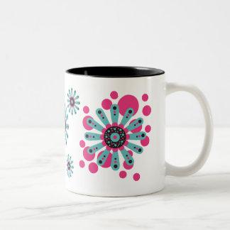 Sorbet floral 11 Mug