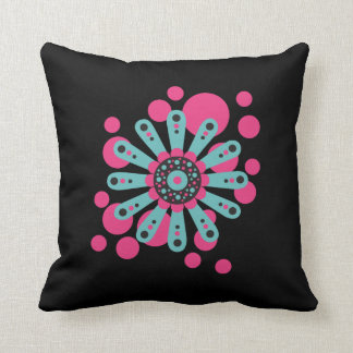 Sorbet Floral Modern Pillows