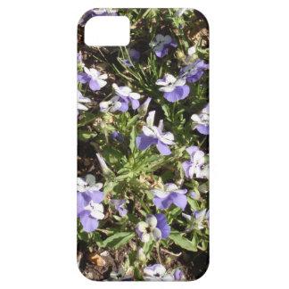 Sorbete Delft Blue de la viola iPhone 5 Carcasas