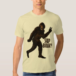 ¿Sorbo Brah de Bigfoot? Playera