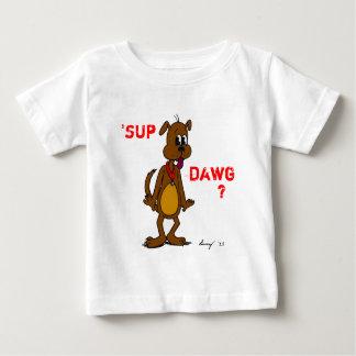 ¿'SORBO DAWG? Camiseta del niño del perrito Poleras
