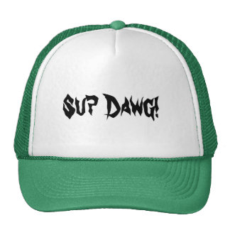 ¡Sorbo Dawg Gorra de béisbol