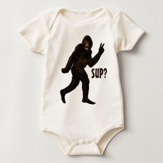 ¿Sorbo de la paz de Bigfoot? Body Para Bebé