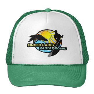 SORBO de los lagos finger Gorros Bordados