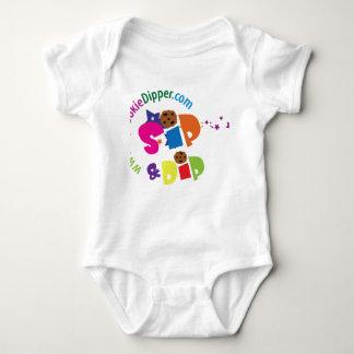 Sorbo y inmersión body para bebé