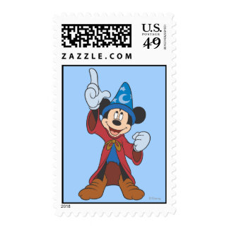 Sorcerer Mickey Mouse Stamps