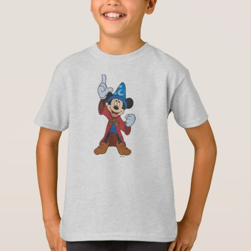 Sorcerer Mickey Mouse T_Shirt