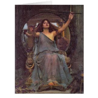 Sorceress Circe 1891 Card