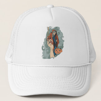 Sorceress Trucker Hat