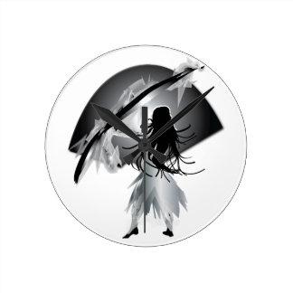 Sorcery Wall Clock