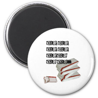 sordid lives 2 inch round magnet