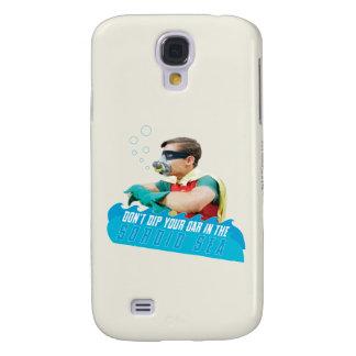 Sordid Sea Samsung S4 Case
