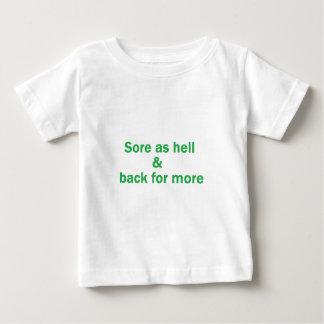 sore gren baby T-Shirt