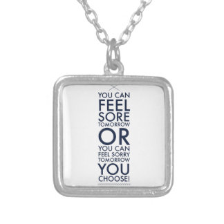 Sore or sorry necklaces