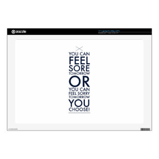 Sore or sorry laptop skins