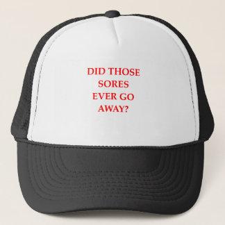 SORE TRUCKER HAT
