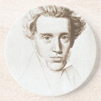 Søren Kierkegaard - Existentialist Philosopher Coaster