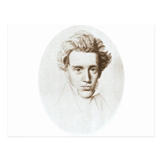 Søren Kierkegaard - Existentialist Philosopher Postcard