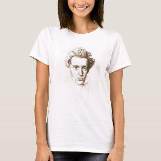 Søren Kierkegaard - Existentialist Philosopher T-Shirt