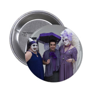 Sorenda, Yoda and Beatrix 2 Inch Round Button