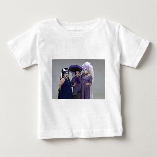 Sorenda, Yoda and Beatrix Baby T-Shirt