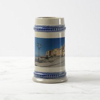 Sori waterfront, Italy Mugs