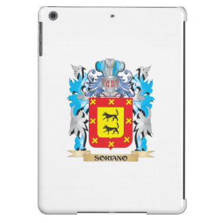 Soriano Coat of Arms - Family Crest iPad Air Case