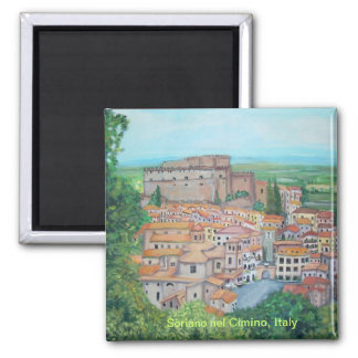 Soriano nel Cimino, Italy -  Magnet