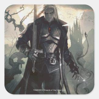 Sorin, Lord of Innistrad Square Sticker