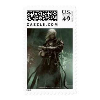 Sorin Markov Postage Stamp