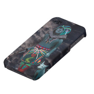 "SORNE ""First Born and Coyote"" iPhone 4 Case"