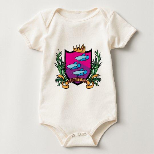 Sorority Girl Baby Bodysuit
