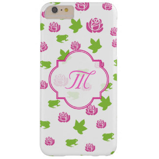 Sorority Life pink and green Barely There iPhone 6 Plus Case