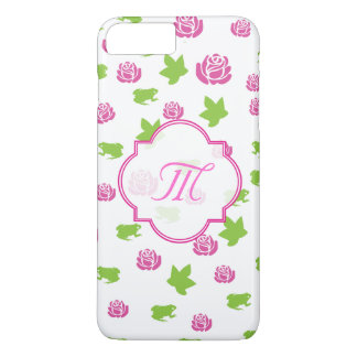 Sorority Life pink and green iPhone 8 Plus/7 Plus Case