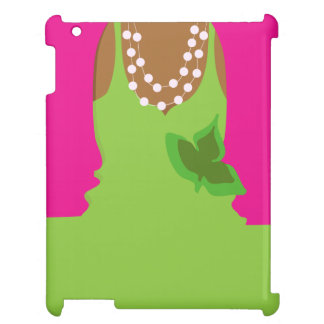 Sorority Pink iPad Cover