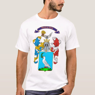 Soros Family Hungarian Crest T-Shirt