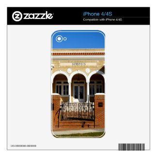 Sorosis Decals For The iPhone 4S